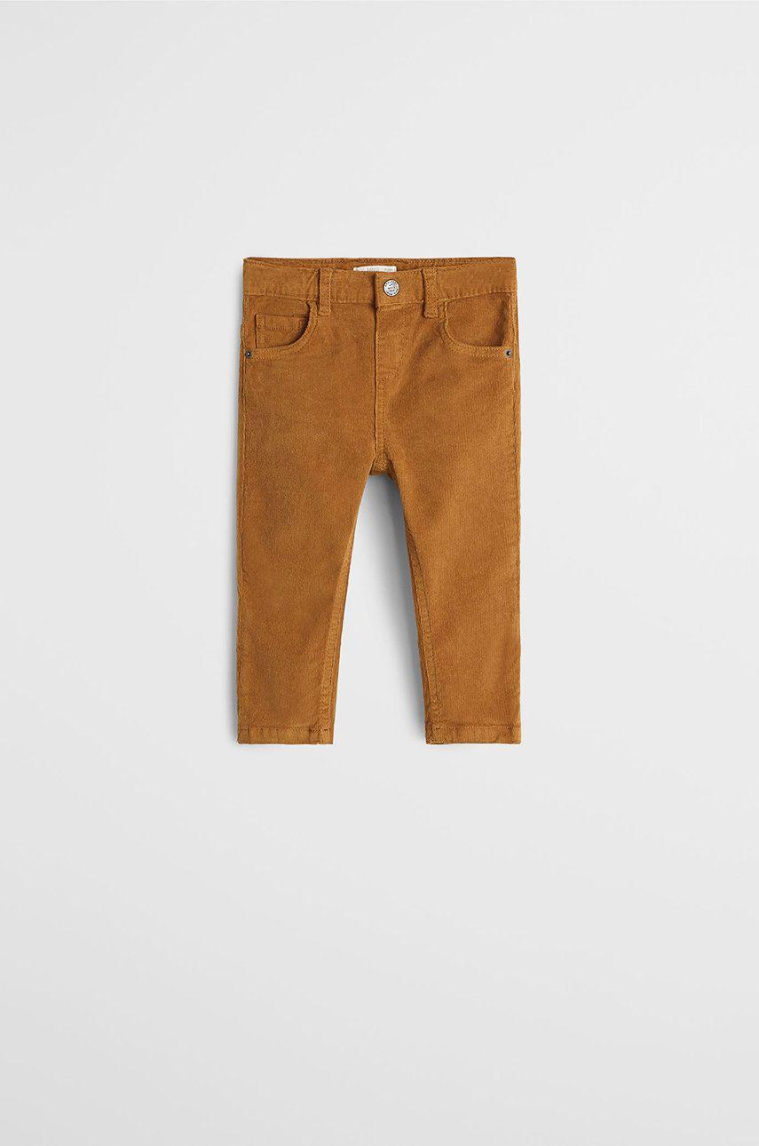 Mango Kids - Detské nohavice Kalio 80-104 cm