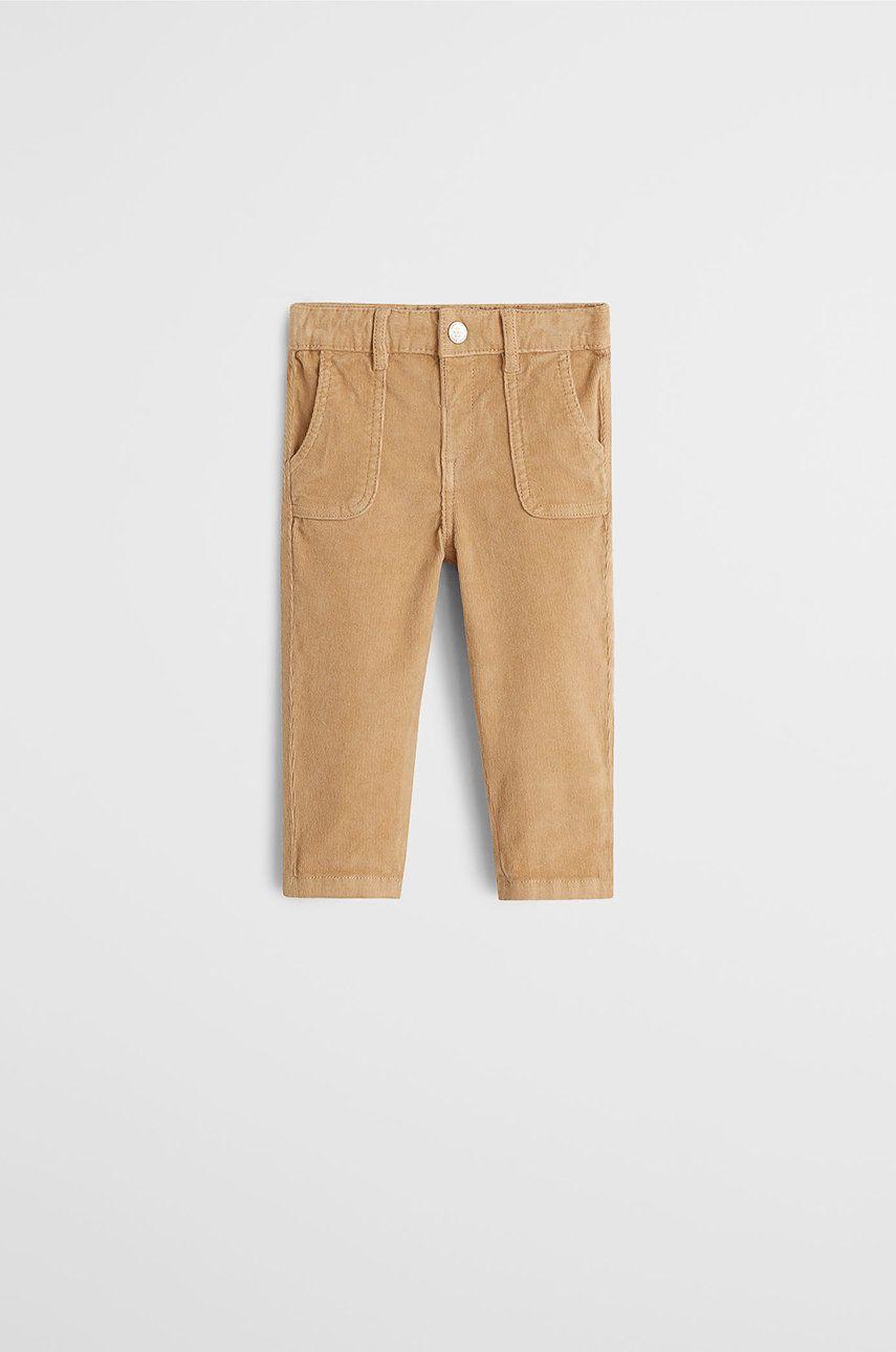 Mango Kids - Detské nohavice Ursula 80-104 cm