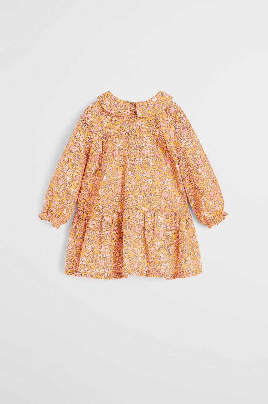 Mango Kids - Dievčenské šaty 80-104 cm
