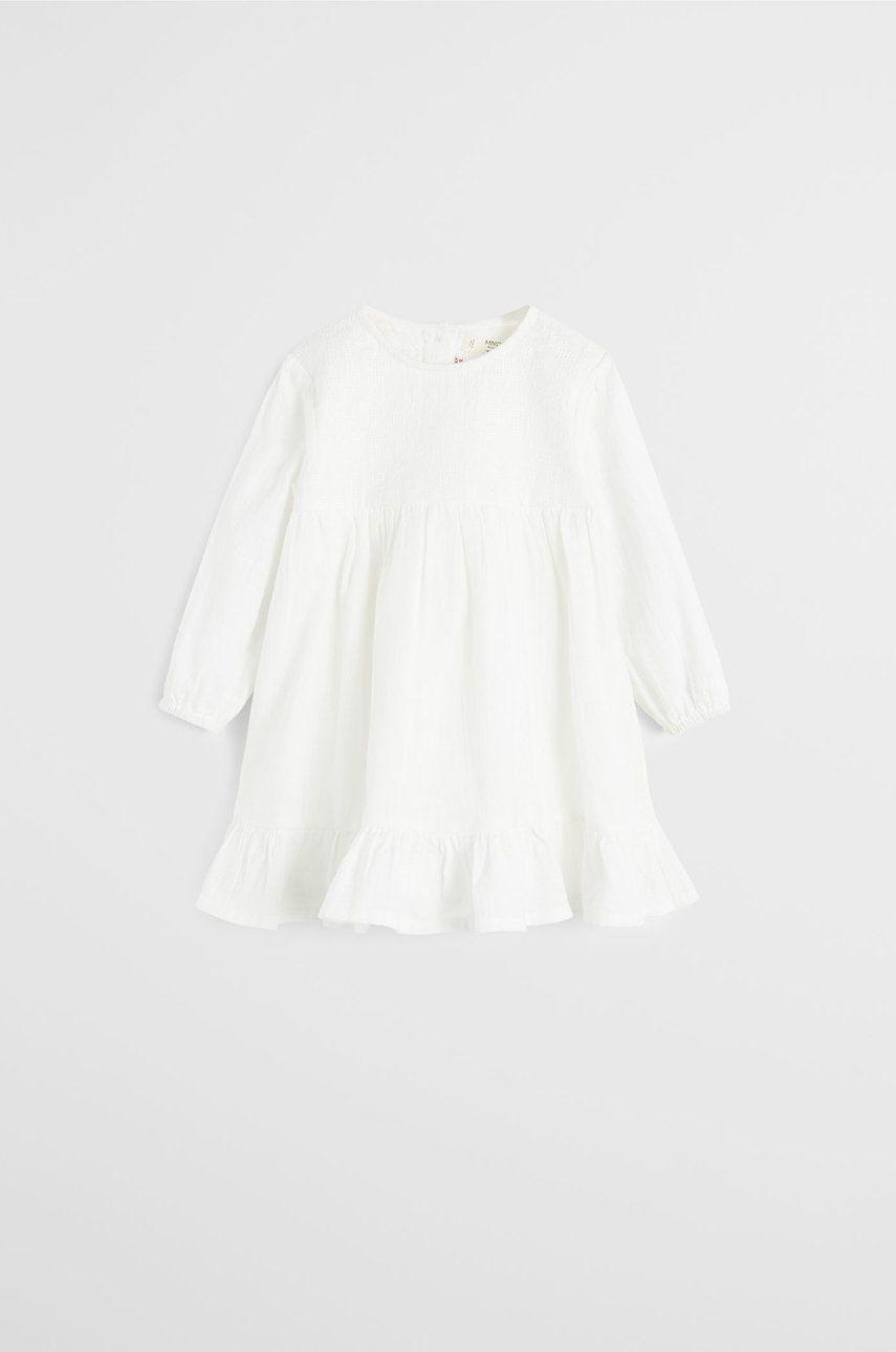 Mango Kids - Dievčenské šaty Sandra 80-104 cm