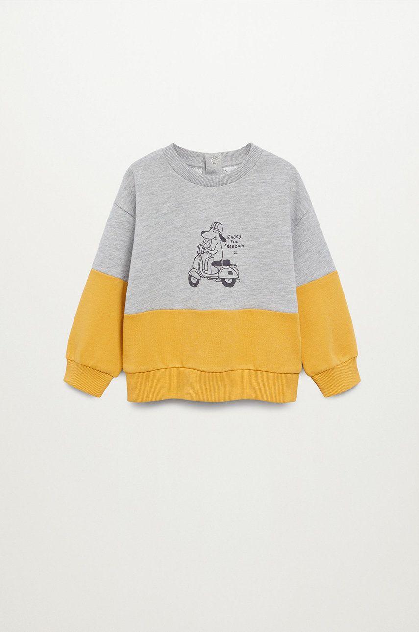 Mango Kids - Bluza copii PERRI imagine