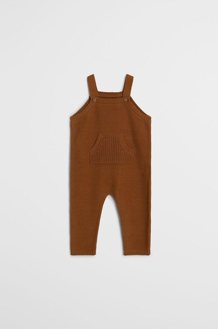 Mango Kids - Costum bebe Lucky 62-74 cm