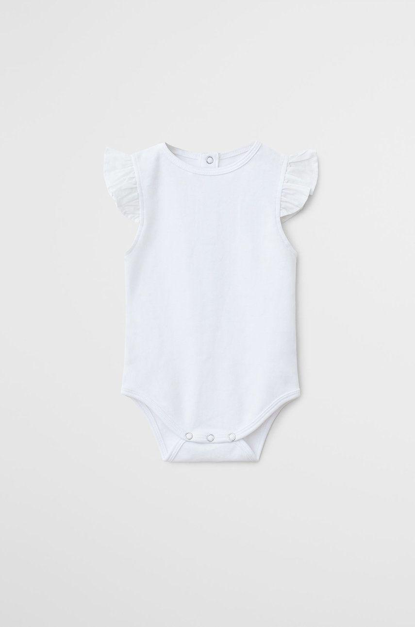 Mango Kids - Body bebe Laia 62-80 cm poza