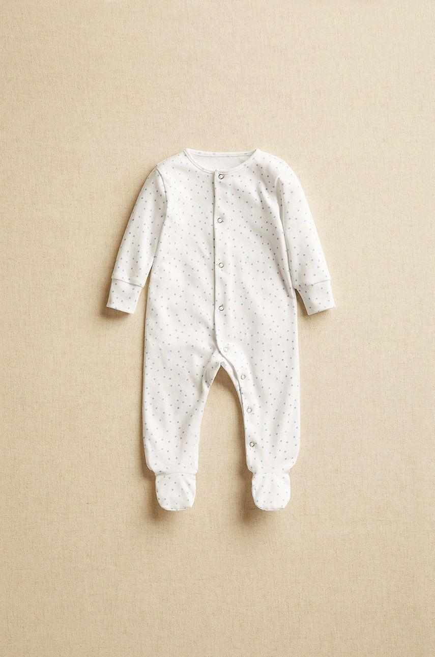 Mango Kids - Costum bebe Tiny 62-80 cm imagine