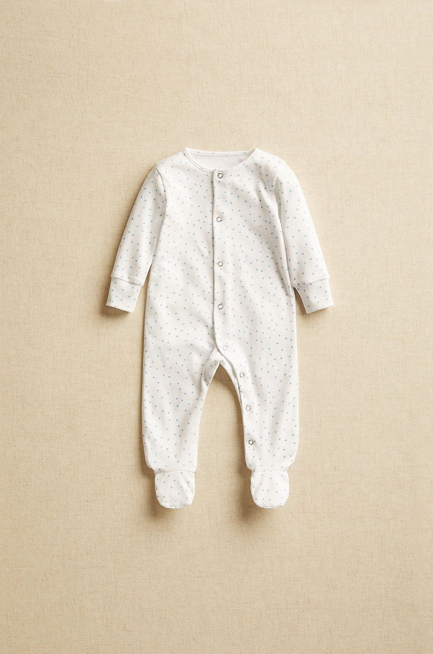 Mango Kids - Costum bebe Tiny 62-80 cm poza answear