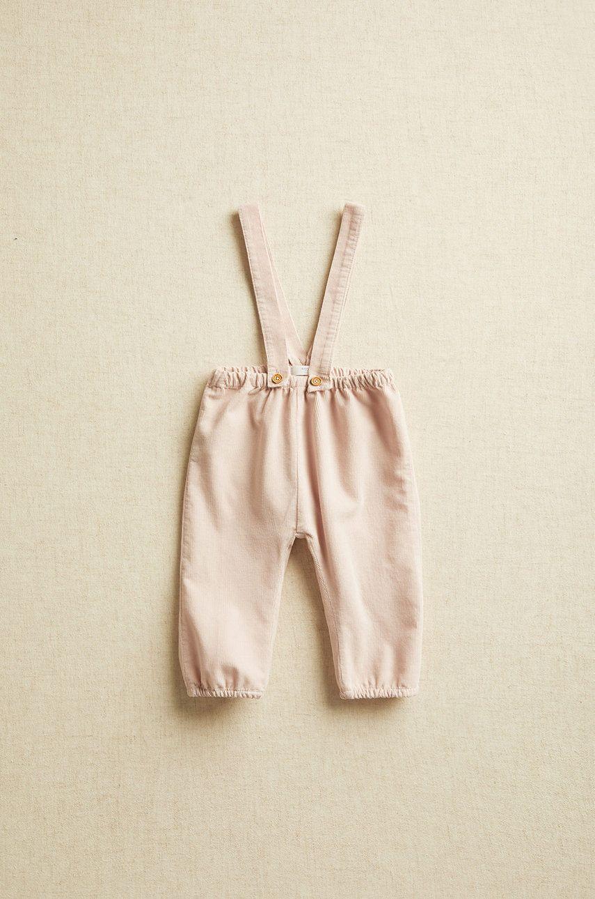 Mango Kids - Pantaloni bebe DANI
