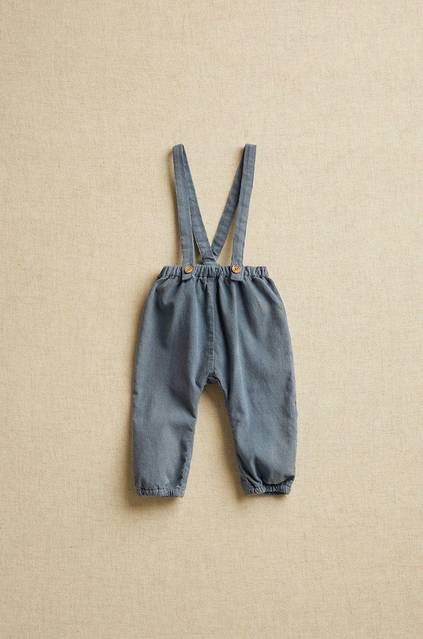 Mango Kids - Pantaloni bebe DANI poza
