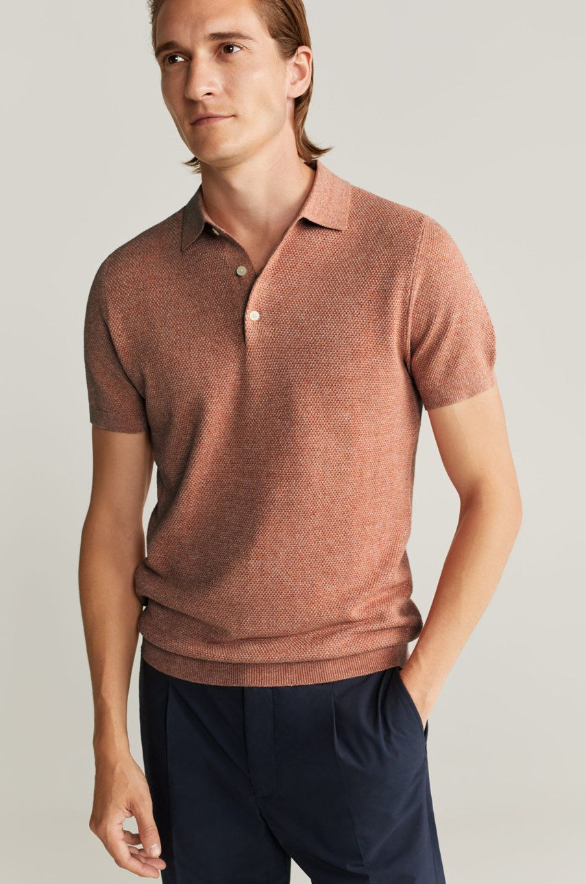 Mango Man - Tricou Polo Woody