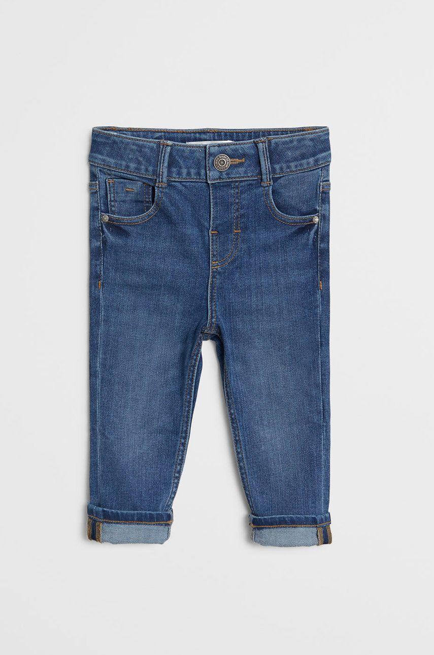 Mango Kids - Jeans copii Diego 80-104 cm de la Mango Kids