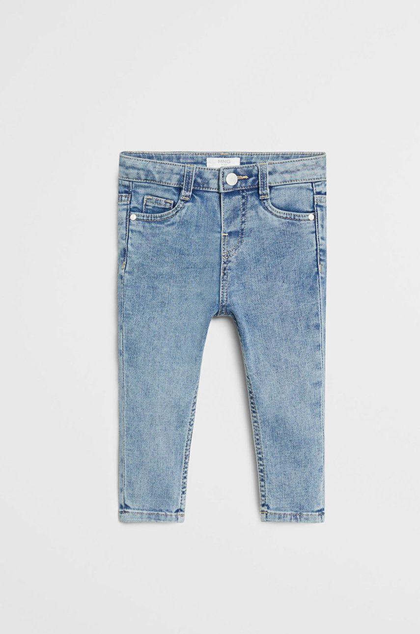 Mango Kids - Jeans copii Elena 80-104 cm