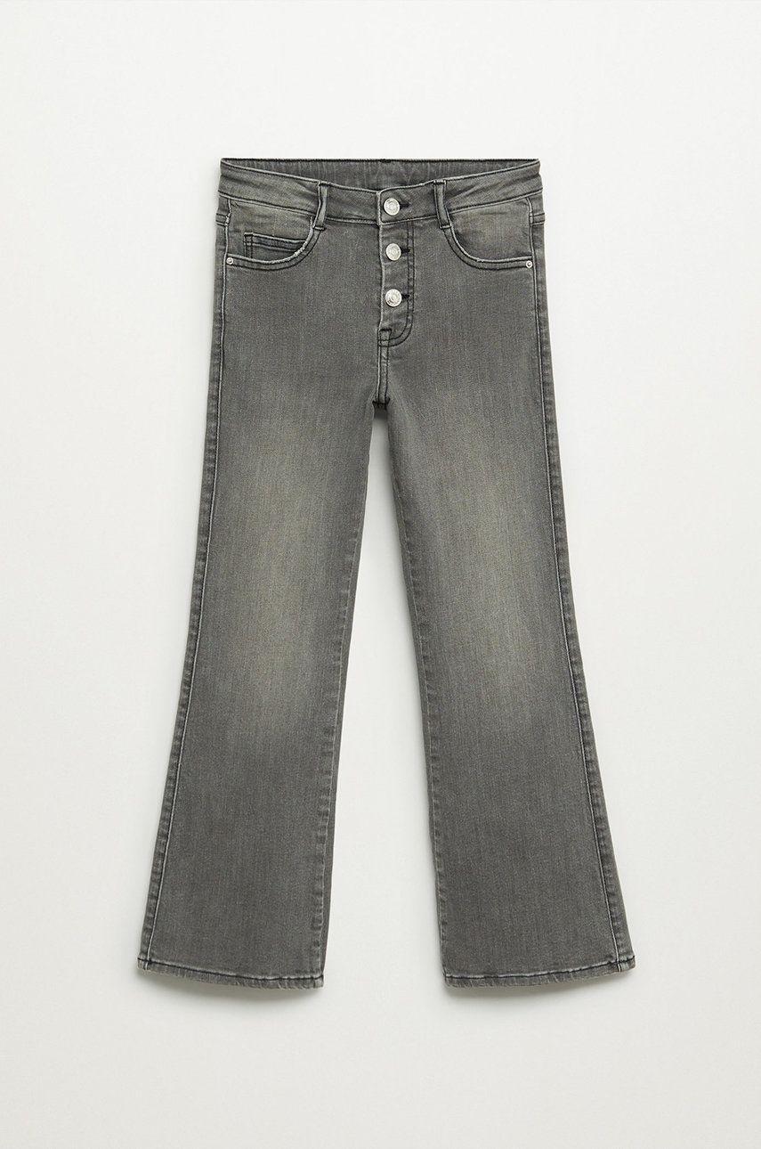 Mango Kids - Jeans copii Flare 110-164 cm