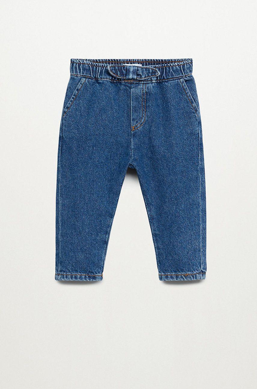 Mango Kids - Jeans copii Lazo 80-104 cm