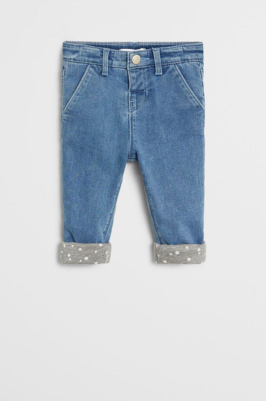 Mango Kids - Jeans copii Lydia 80-104 cm