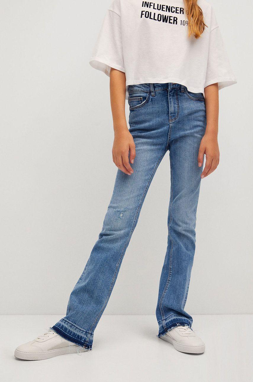 Mango Kids - Jeans copii FLORIDA