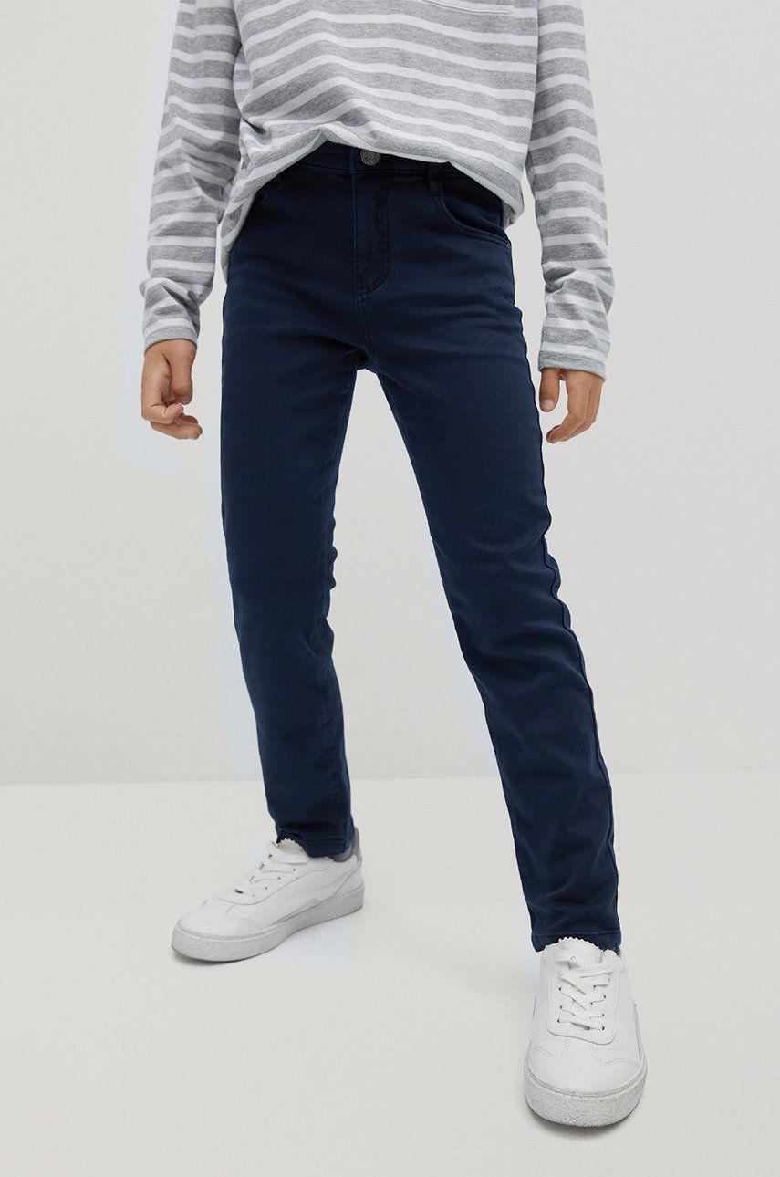 Mango Kids - Jeans copii Peru 110-164 cm