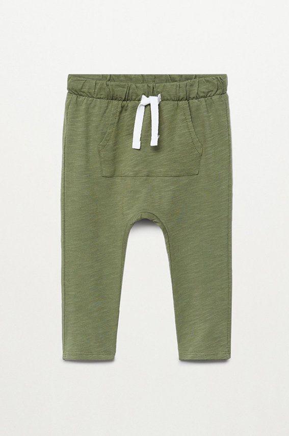 Mango Kids - Pantaloni copii June 80-104 cm
