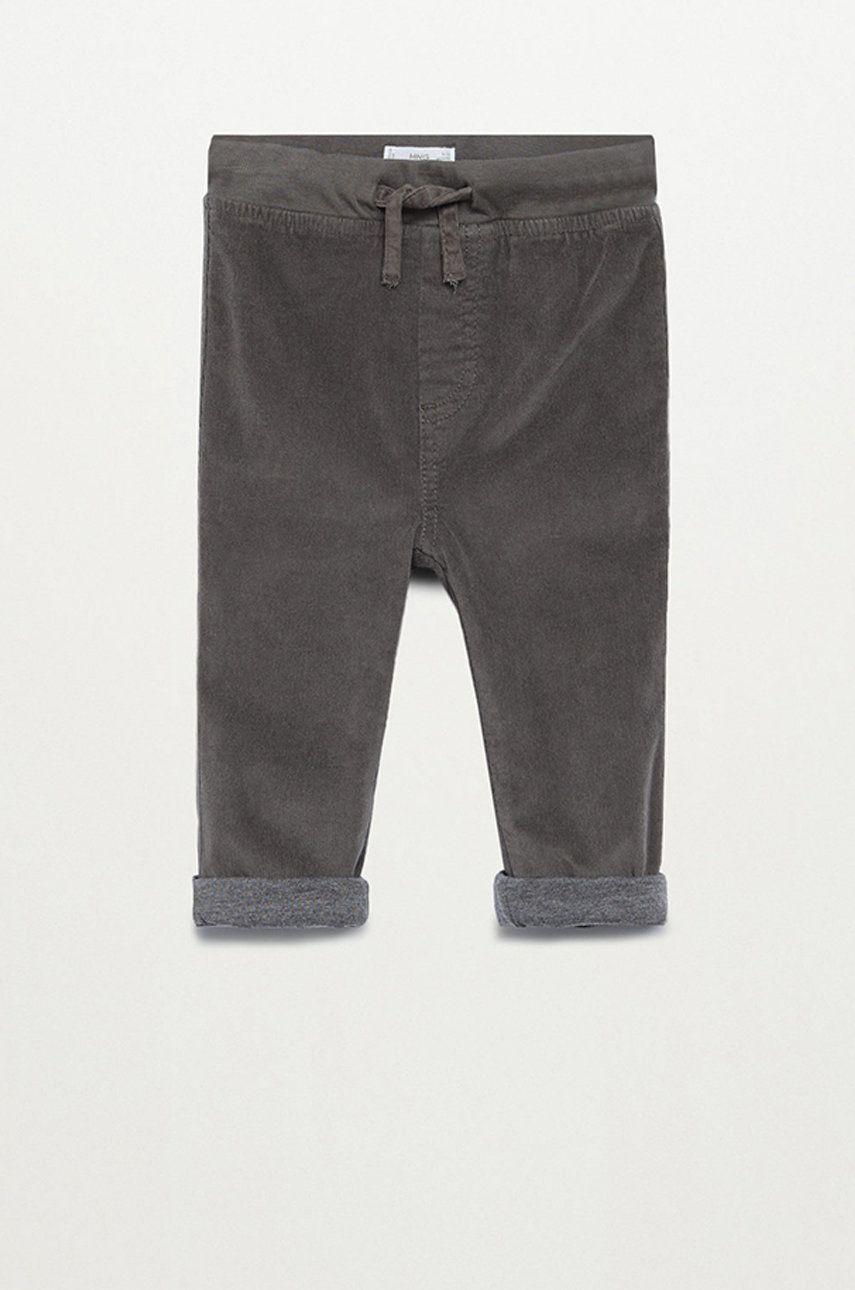 Mango Kids - Pantaloni copii 80-104 cm