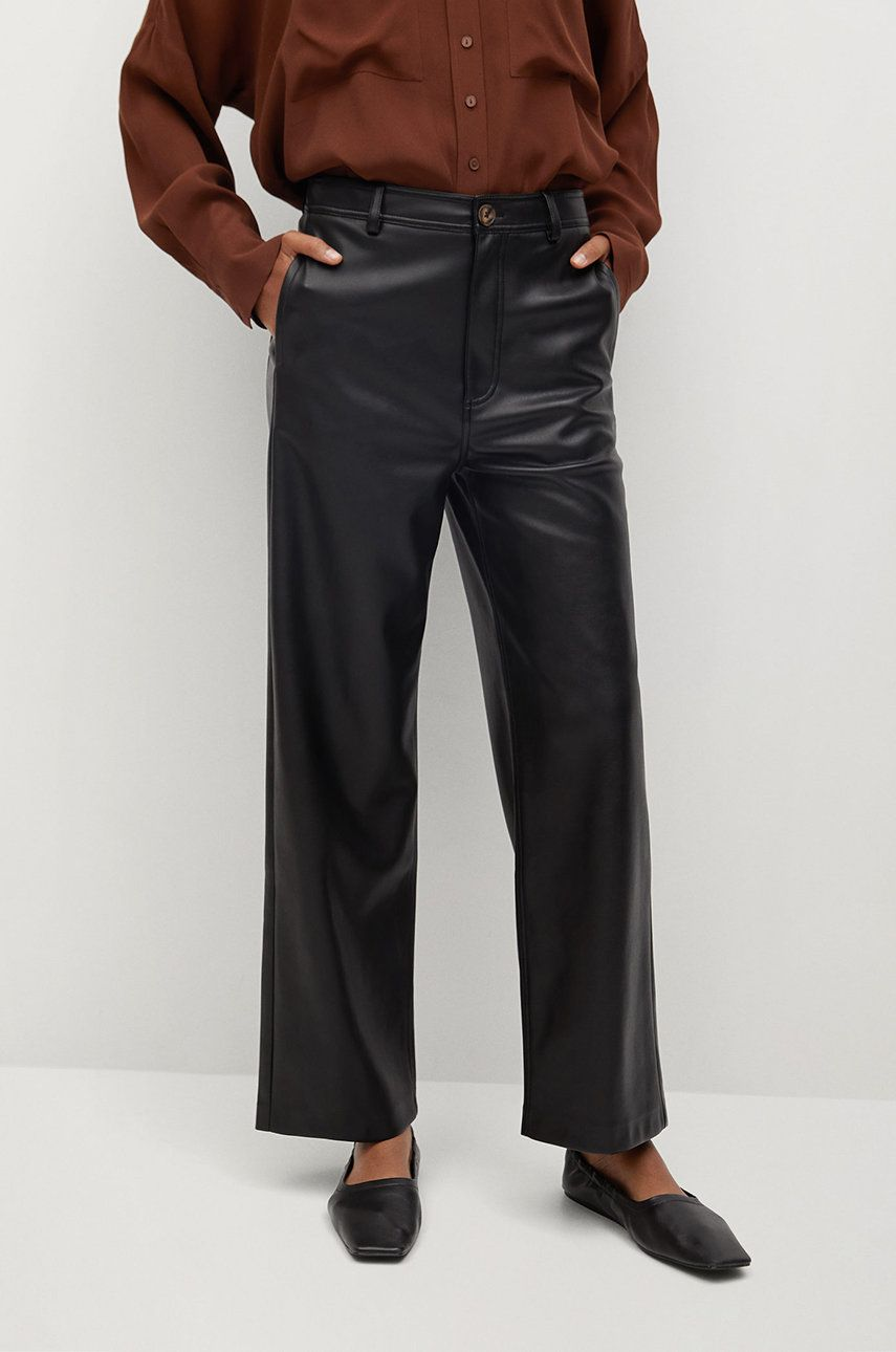 Mango - Pantaloni Camilla