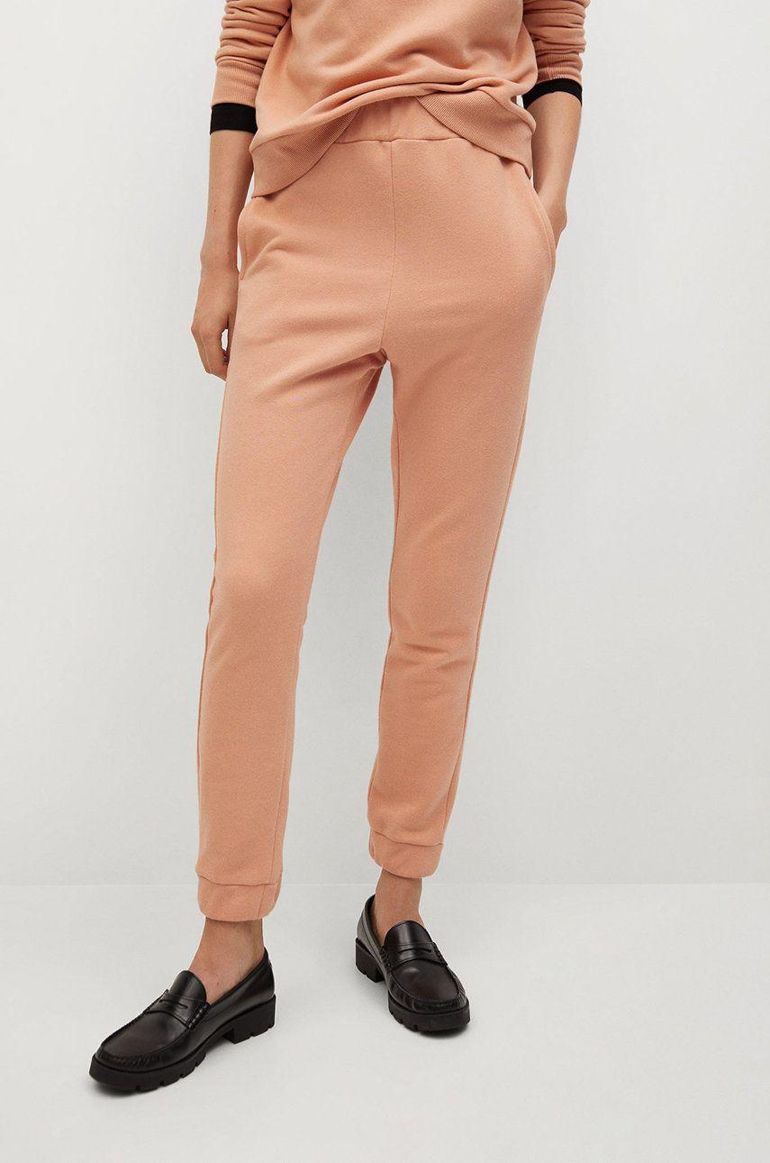 Mango - Pantaloni RIVI-A