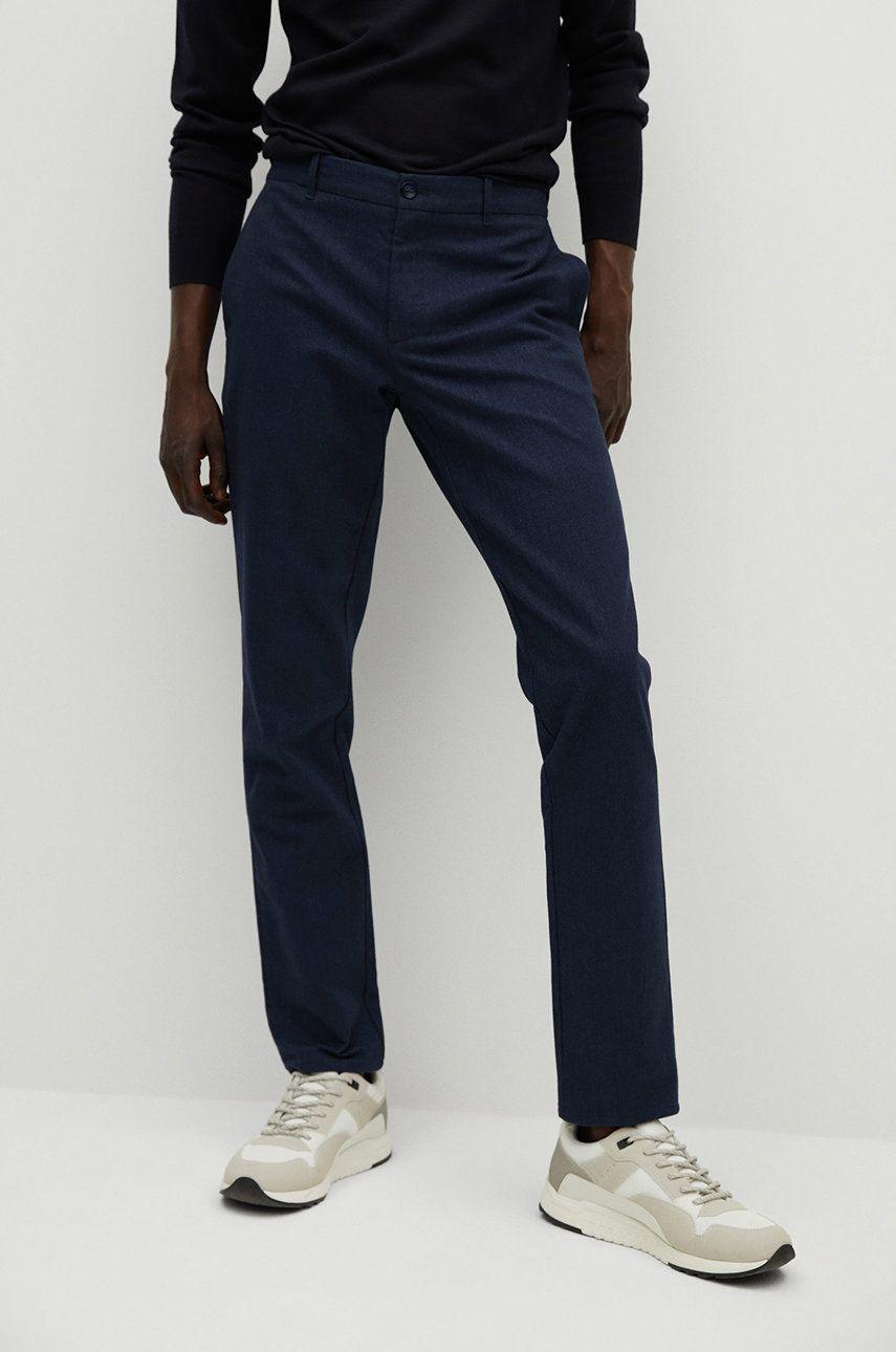 Mango Man - Pantaloni Brest answear.ro