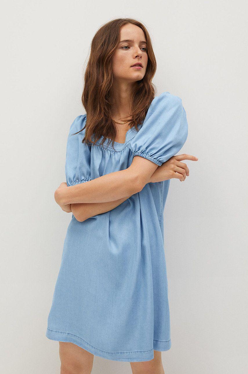 Mango - Rochie Blauet