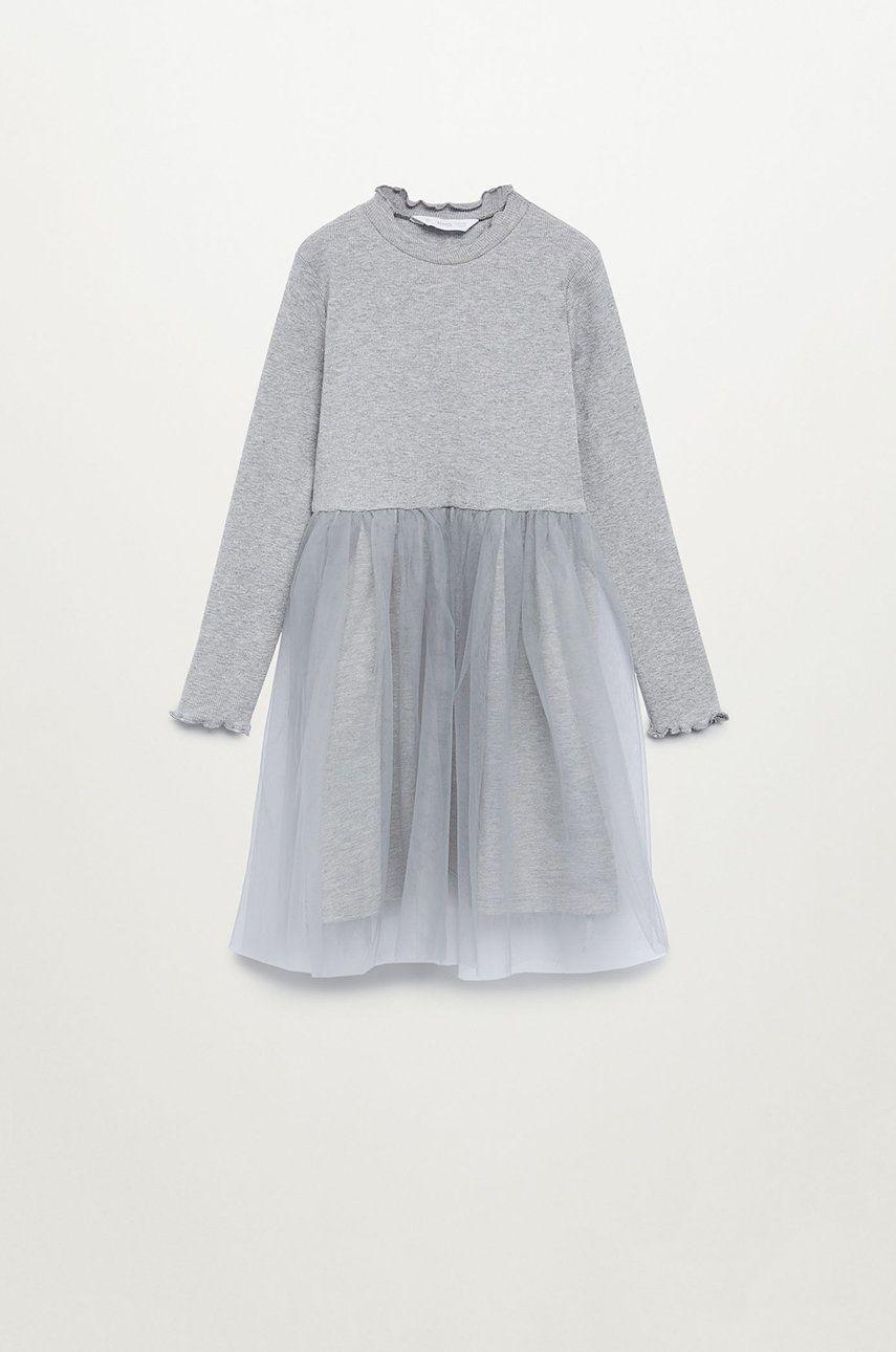 Mango Kids - Sukienka dziecięca BOSTON