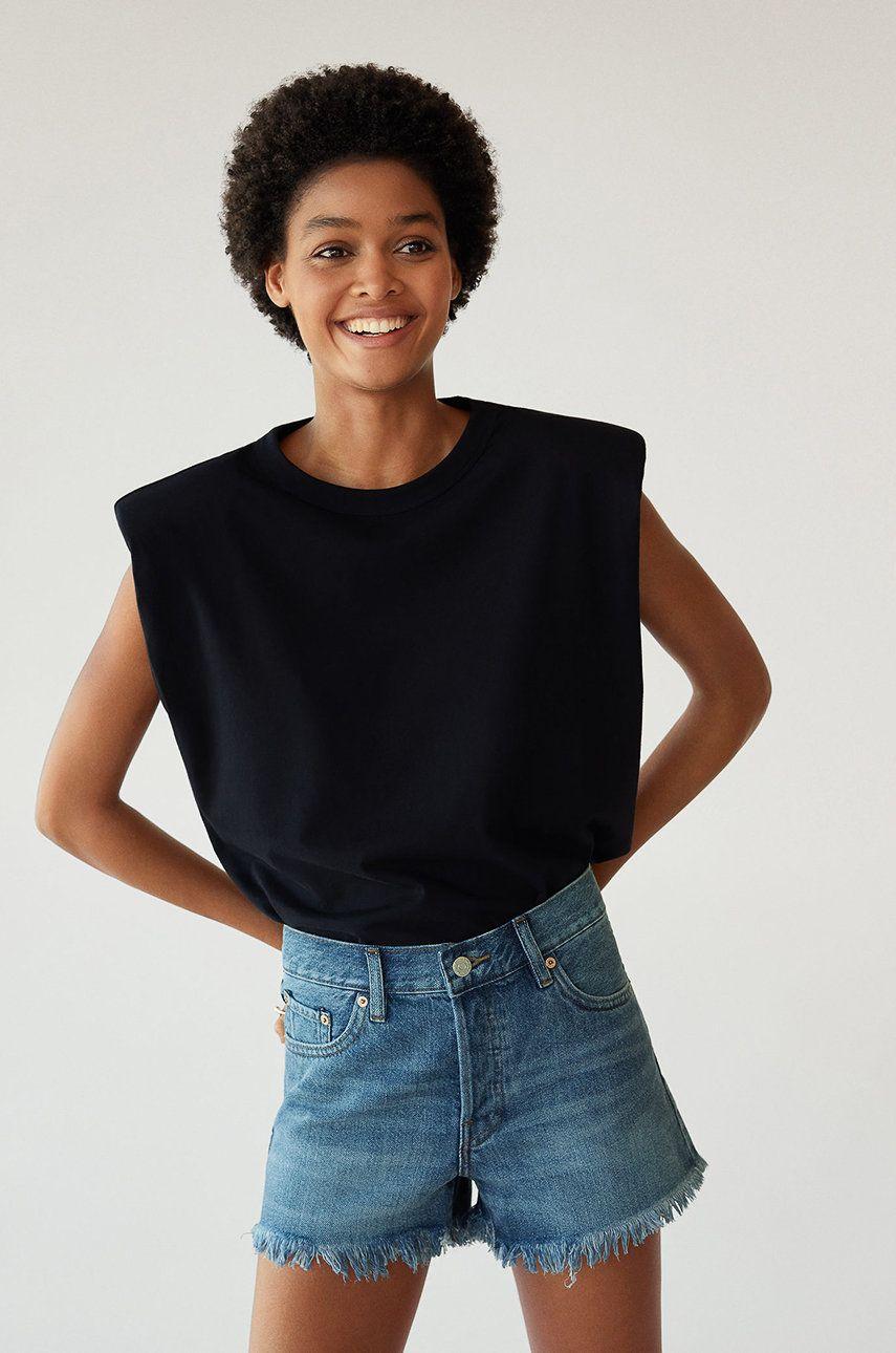 Mango - Pantaloni scurti jeans Hailey