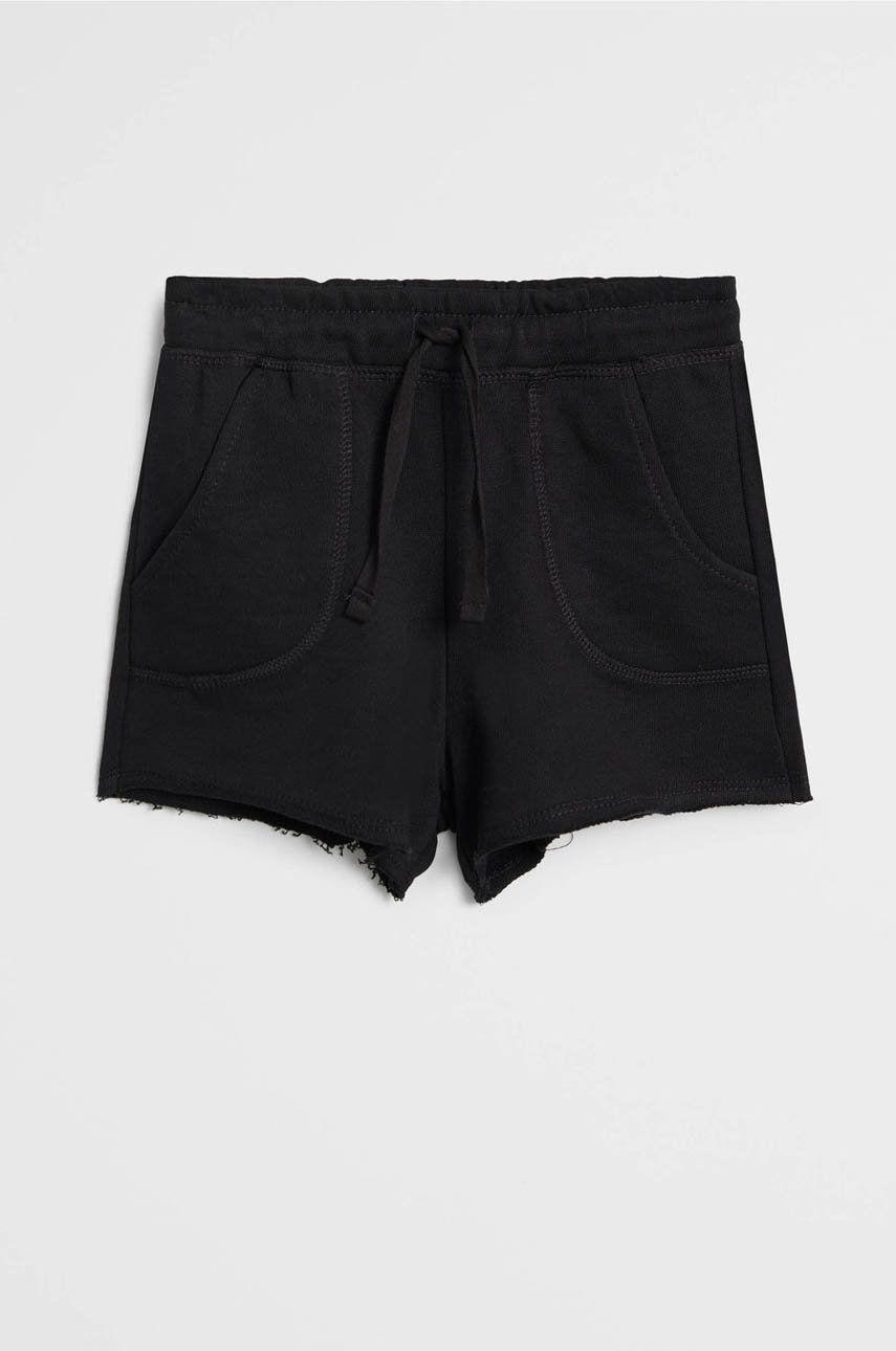 Mango Kids - Pantaloni scurti copii Lea7 110-164 cm