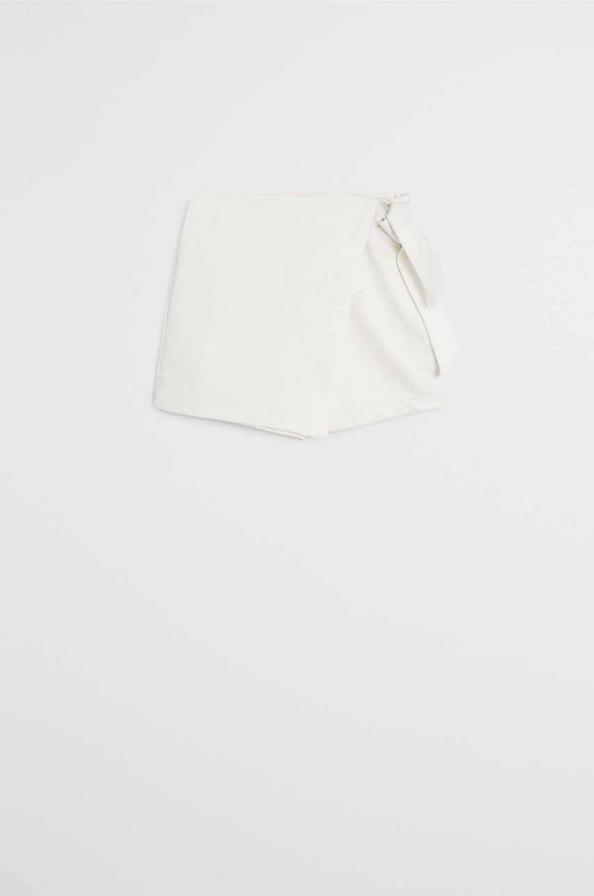 Mango Kids - Pantaloni scurti copii Tennis7 80-104 cm