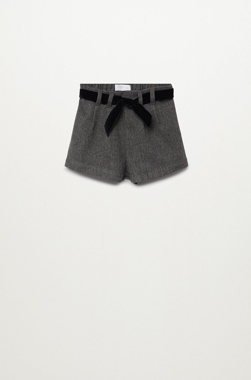 Mango Kids - Pantaloni scurti copii NIZA
