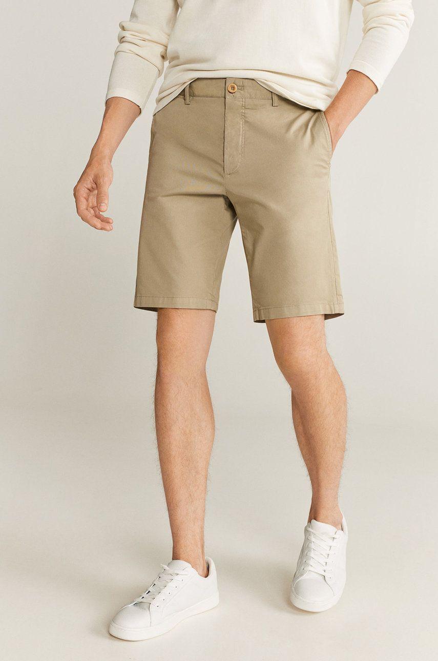Mango Man - Pantaloni scurti Gracia poza