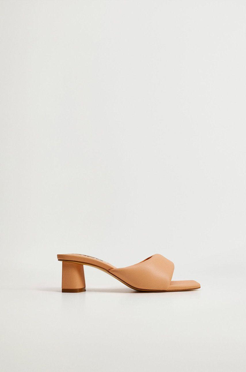 Mango - Papuci FLUF