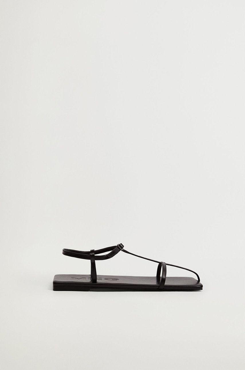 Mango - Sandale de piele CENTRO