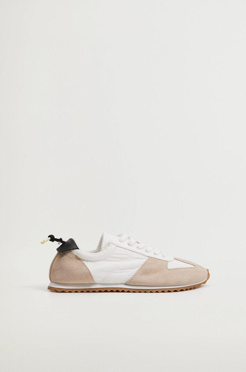 Mango - Pantofi Delti