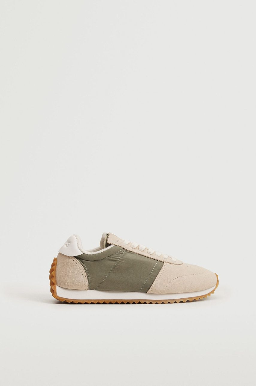 Mango - Pantofi Soft