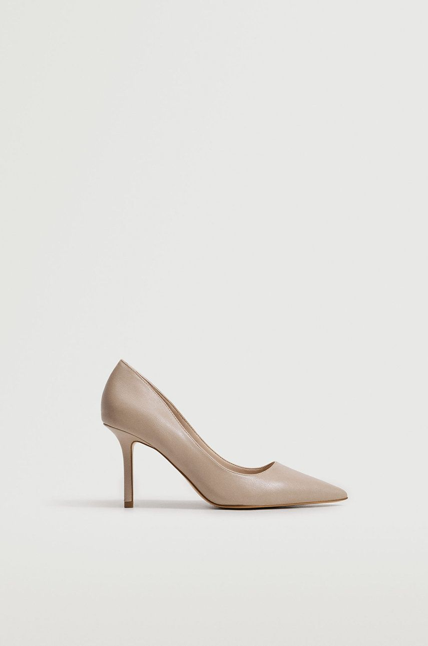 Mango - Pantofi cu toc Lora