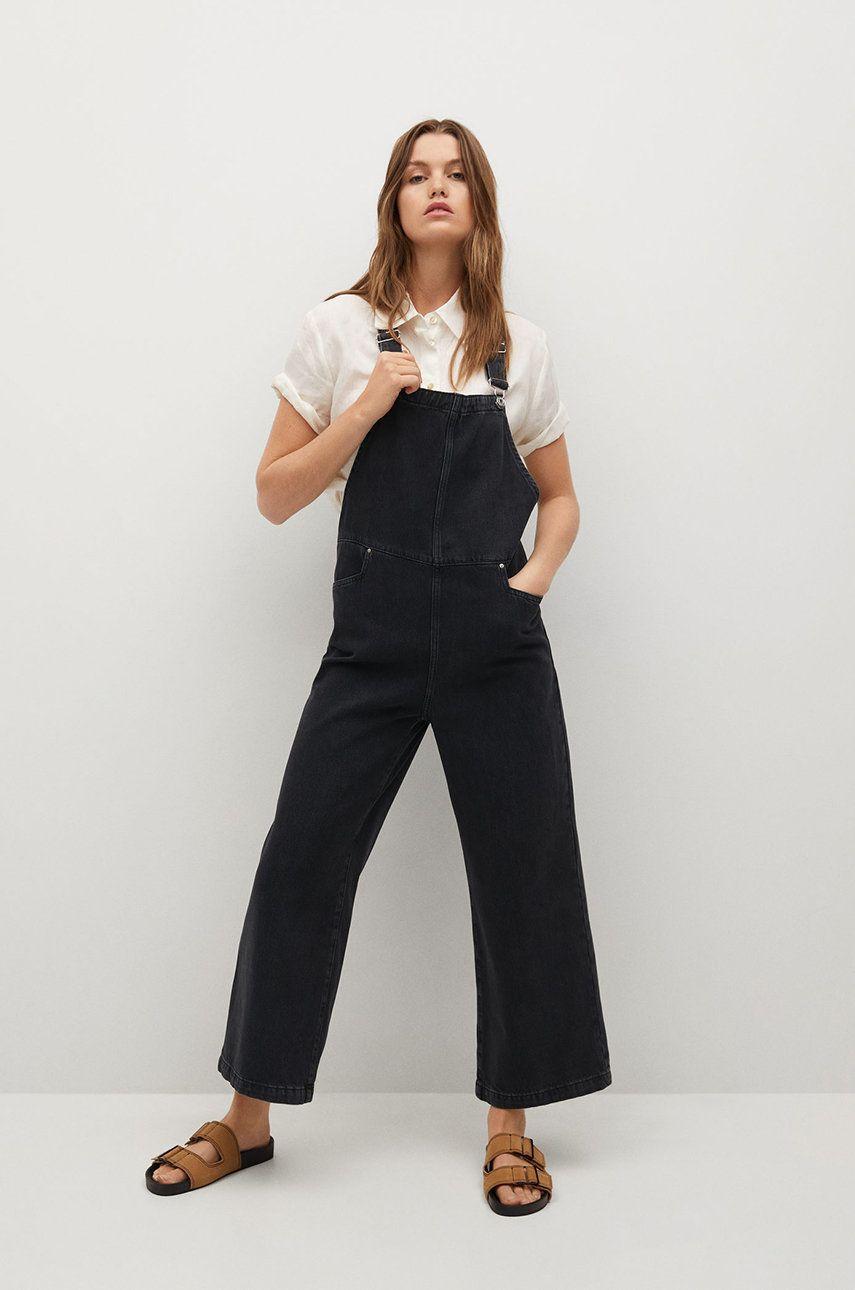 Mango - Salopeta jeans Ares