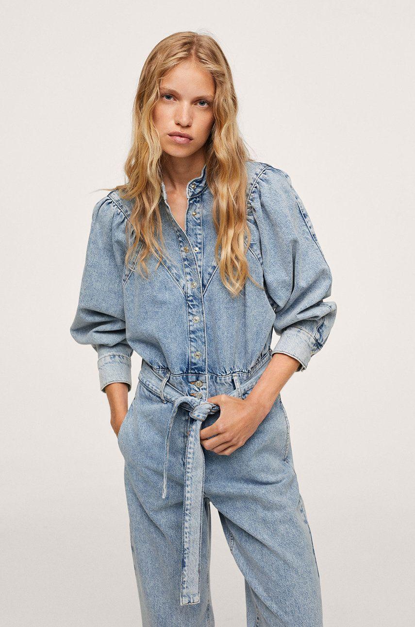 Mango - Salopeta jeans Lola
