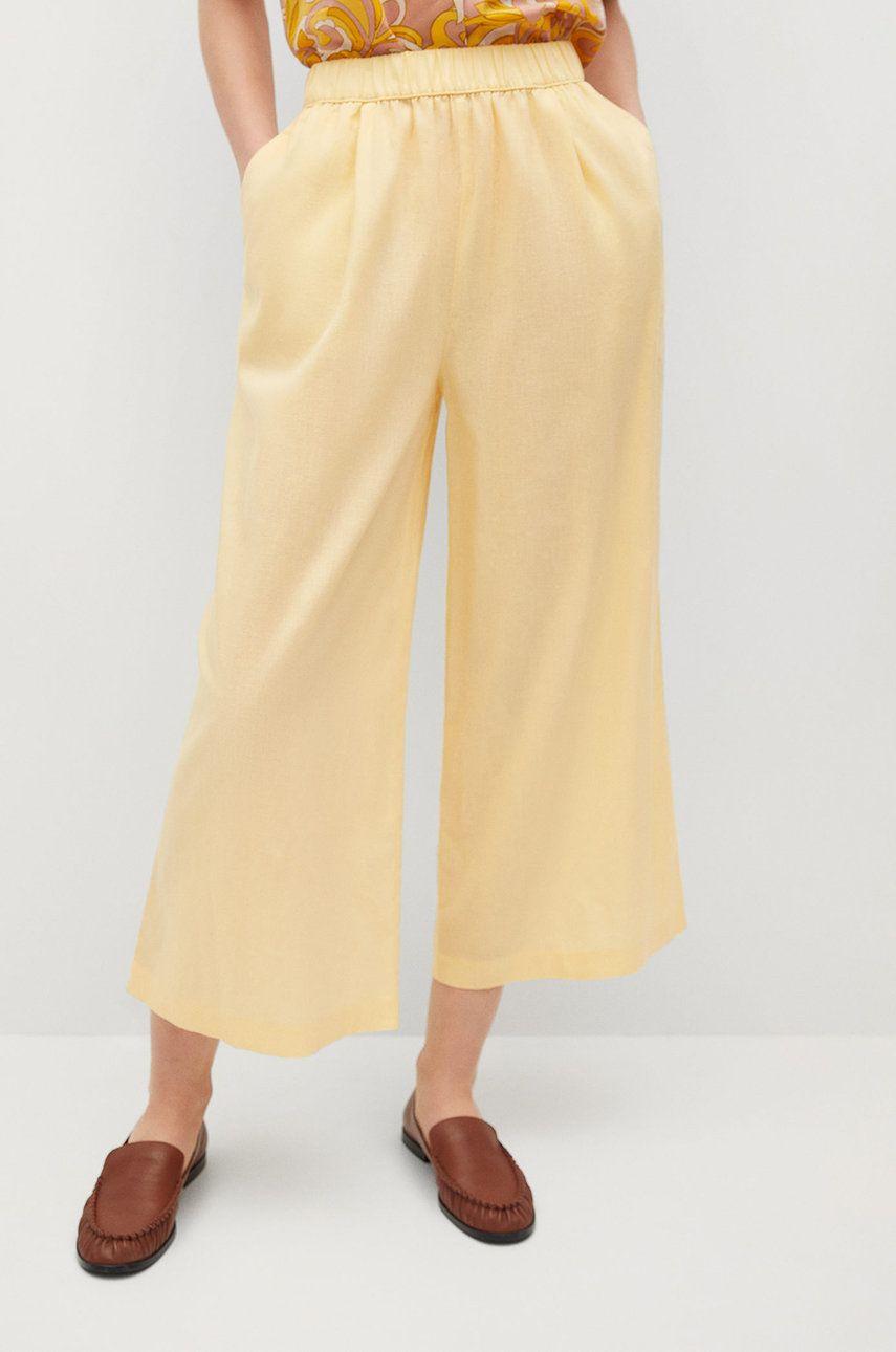 Mango - Pantaloni WAVE