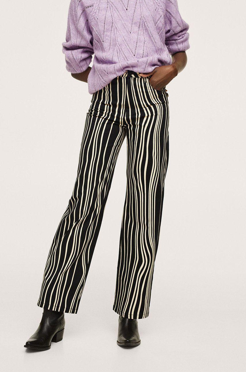 Mango - Pantaloni Julies