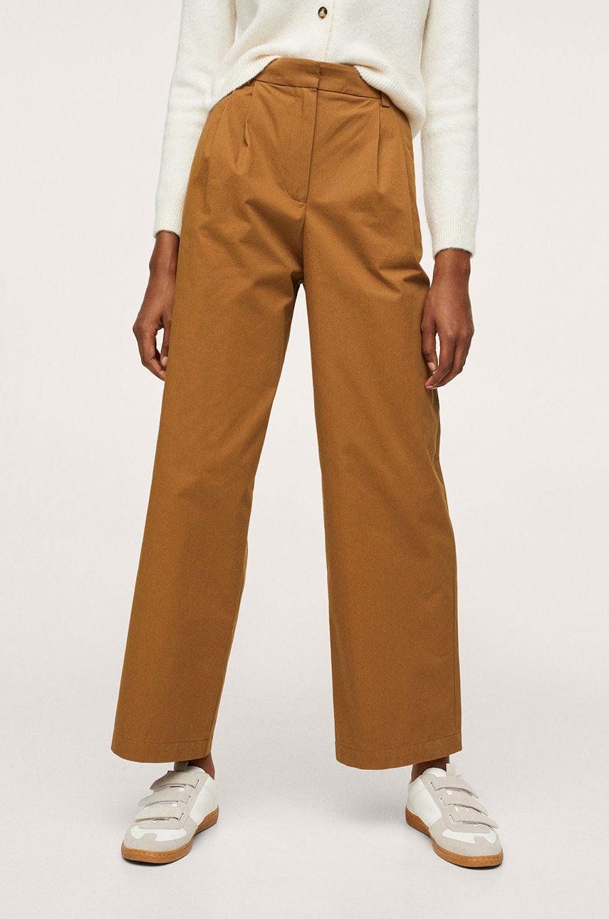 Mango - Pantaloni Compas