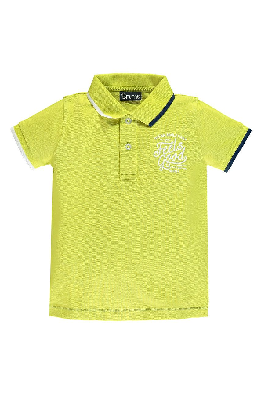 Brums - Tricou polo copii 92-122 cm