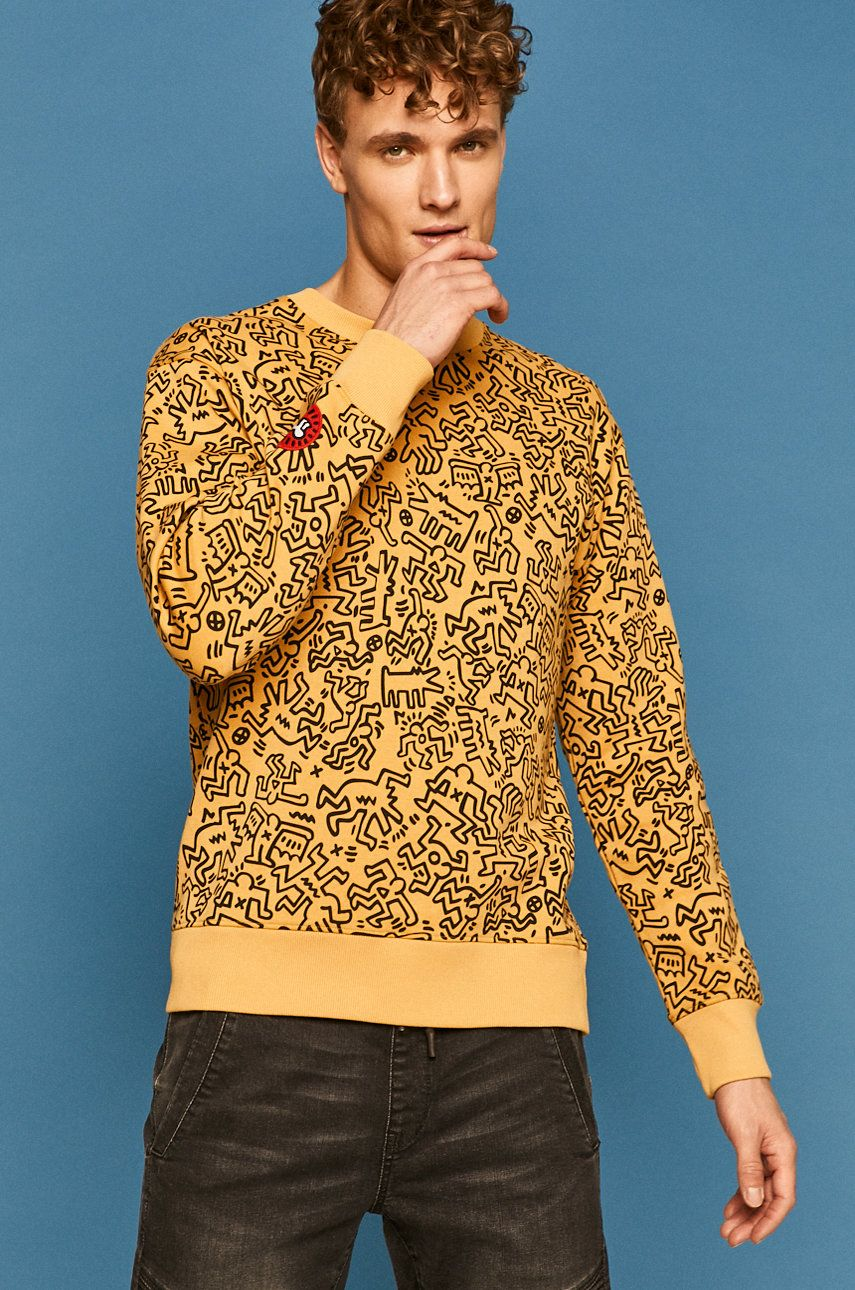 Medicine - Bluza by Keith Haring