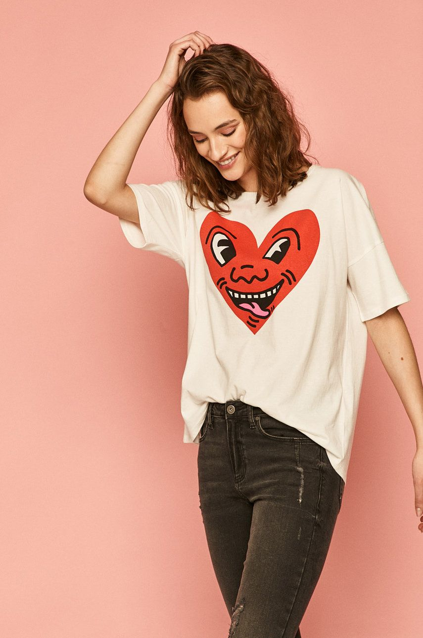 Medicine - Tricou by Keith Haring