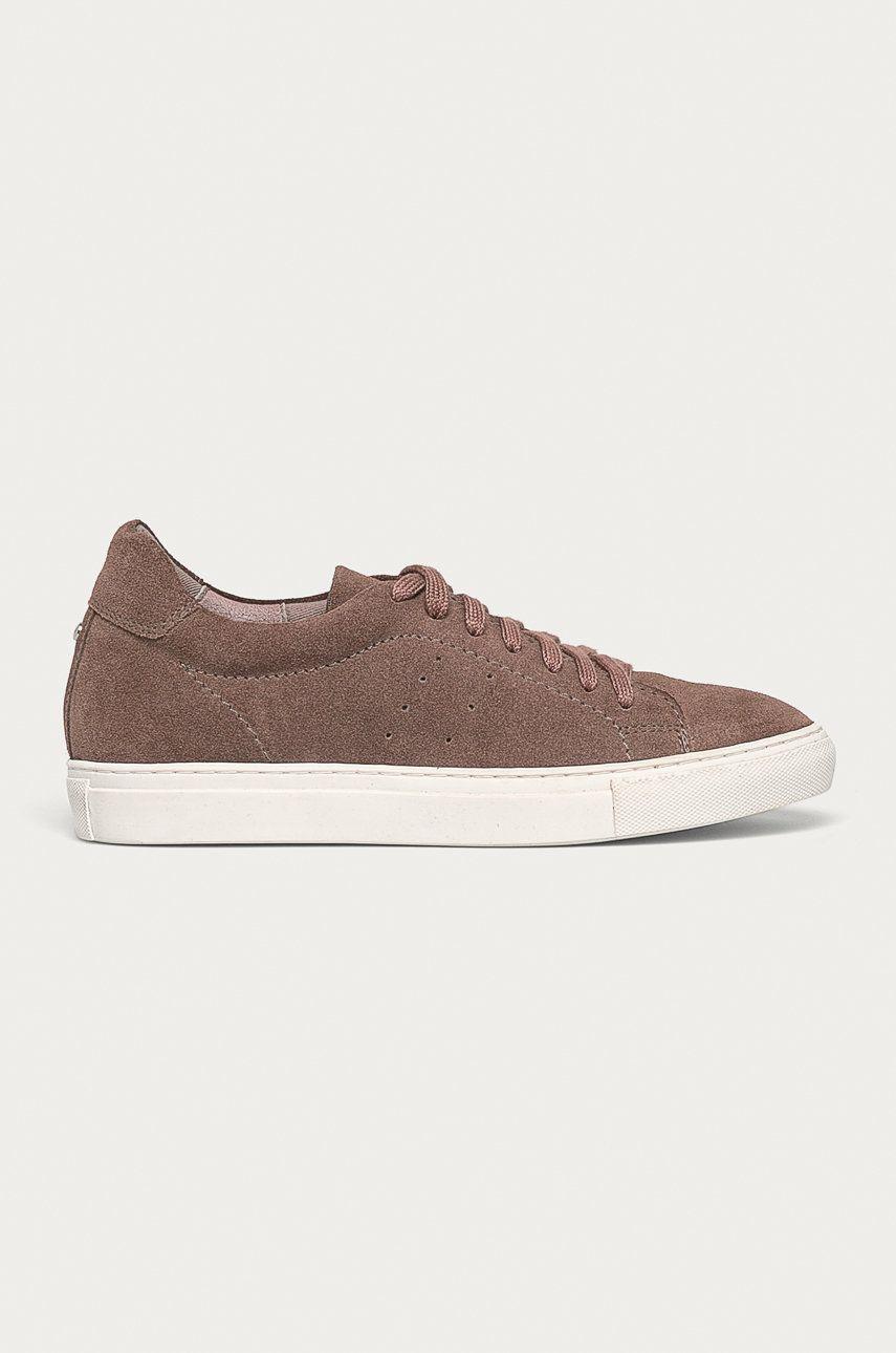 Medicine - Pantofi de piele intoarsa Basic