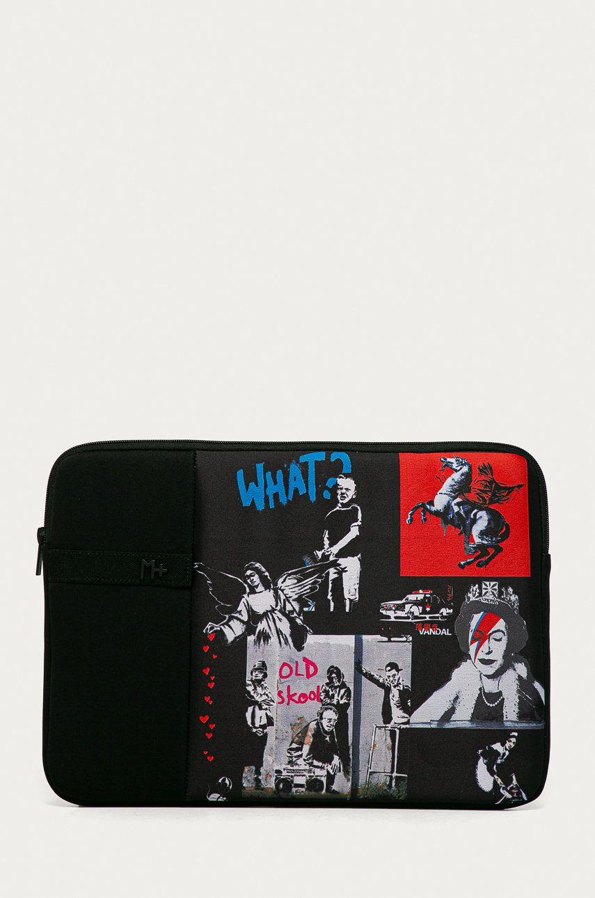 Medicine - Husa laptop Banksy's Graffiti poza answear