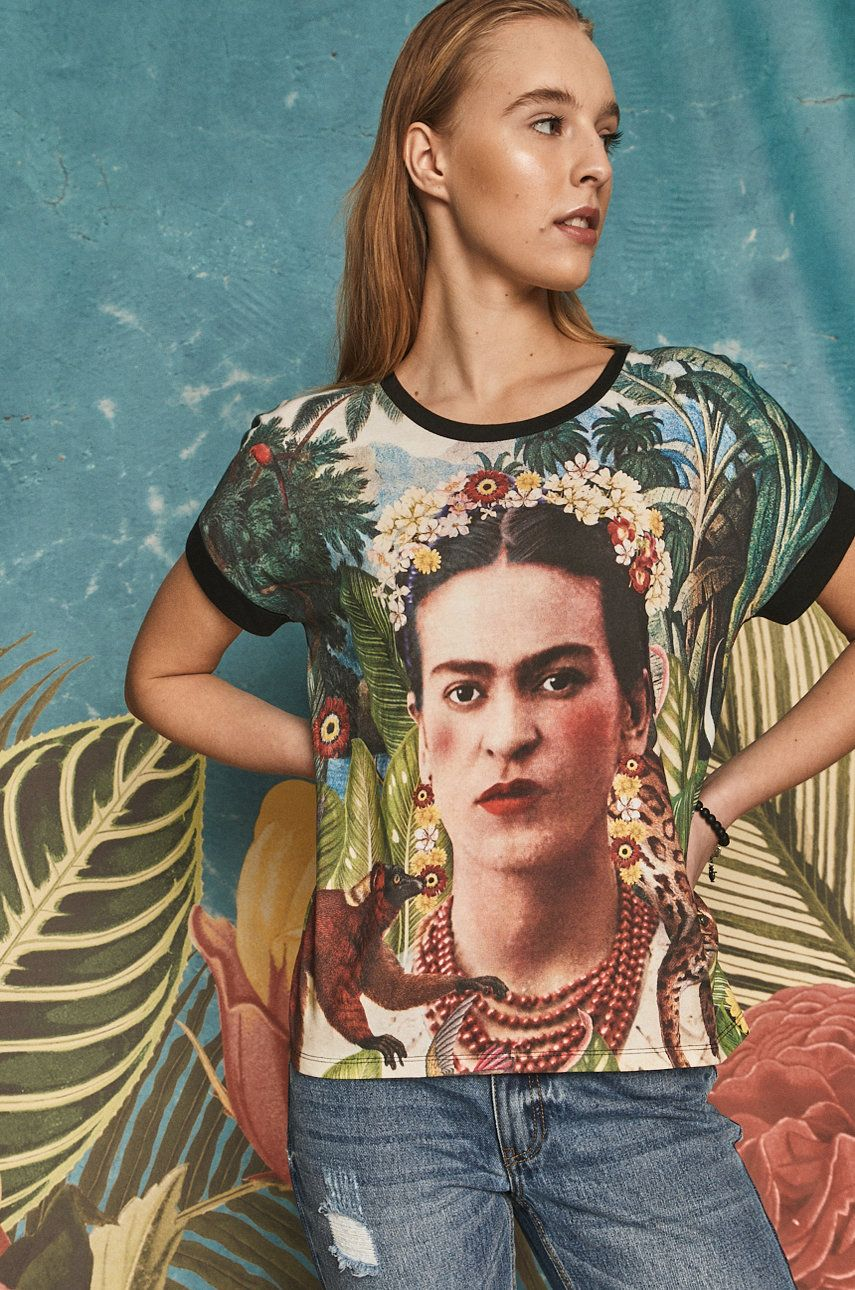 Medicine - Tricou Frida Kahlo