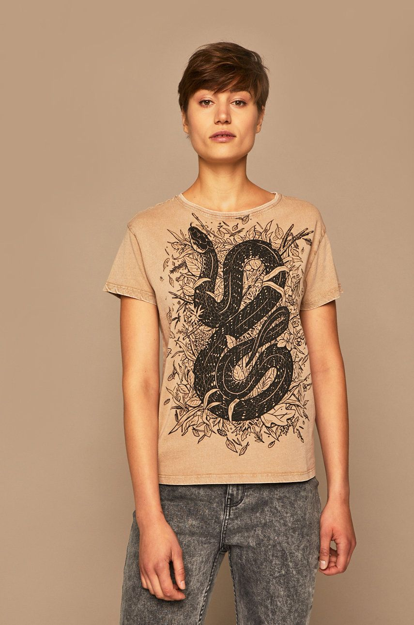 Medicine - Tricou T - shirt by WERONIKA KOLINSKA