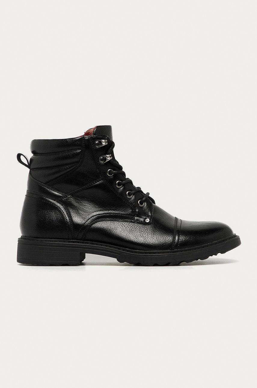 Medicine - Pantofi inalti Monochromatic answear.ro