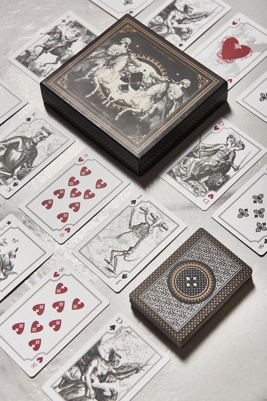 Medicine - Carti de joc Gifts poza answear